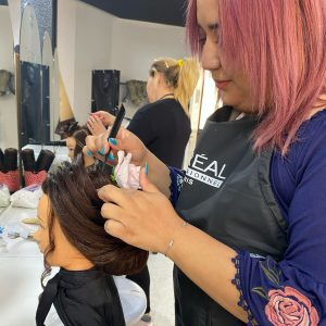 Cours accéléré en coiffure